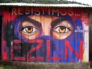 Arriba brigada de observacion y solidaridad a Chiapas