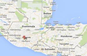 map Antigua