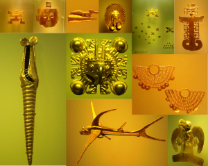 Collection Museo oro 2